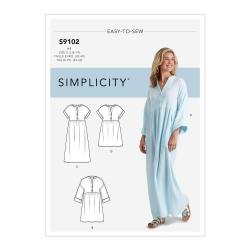Wykrój Simplicity S9102