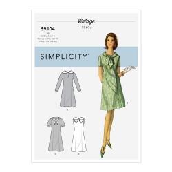 Wykrój Simplicity S9104