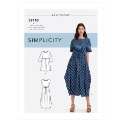 Wykrój Simplicity S9140