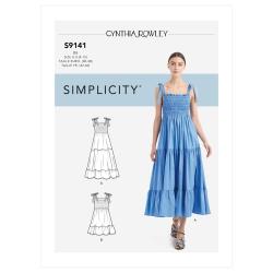 Wykrój Simplicity S9141