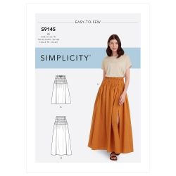 Wykrój Simplicity S9145