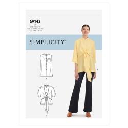 Wykrój Simplicity S9143