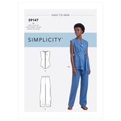 Wykrój Simplicity S9147