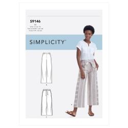 Wykrój Simplicity S9146