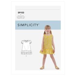 Wykrój Simplicity S9153