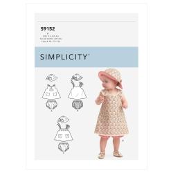 Wykrój Simplicity S9152