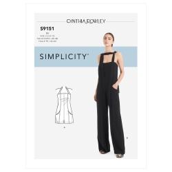 Wykrój Simplicity S9151