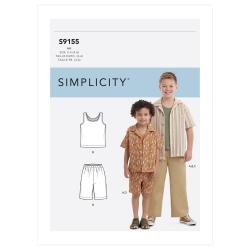 Wykrój Simplicity S9155