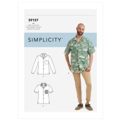 Wykrój Simplicity S9157