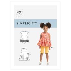 Wykrój Simplicity S9154
