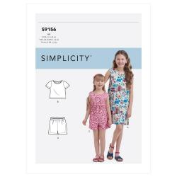 Wykrój Simplicity S9156