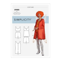 Wykrój Simplicity S9085