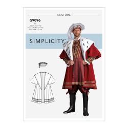 Wykrój Simplicity S9096
