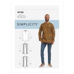 Wykrój Simplicity S9158