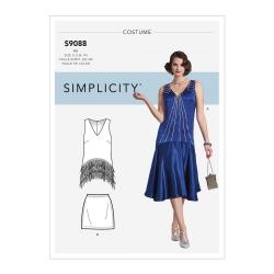 Wykrój Simplicity S9088