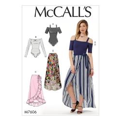 Wykrój McCall's M7606