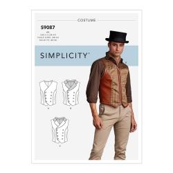 Wykrój Simplicity S9087