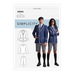 Wykrój Simplicity S9094