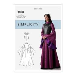 Wykrój Simplicity S9089