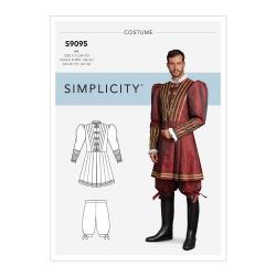 Wykrój Simplicity S9095