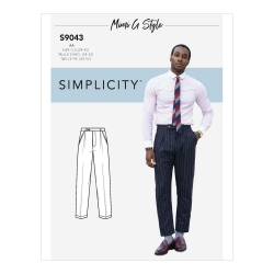 Wykrój Simplicity S9043