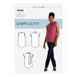 Wykrój Simplicity S9045