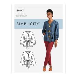 Wykrój Simplicity S9047