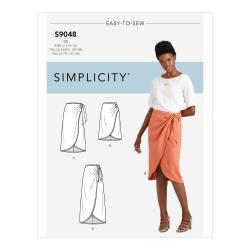 Wykrój Simplicity S9048