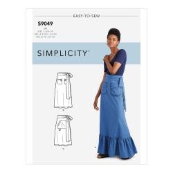 Wykrój Simplicity S9049