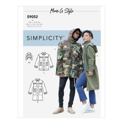 Wykrój Simplicity S9052
