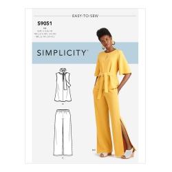Wykrój Simplicity S9051