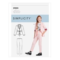 Wykrój Simplicity S9055