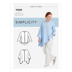 Wykrój Simplicity S9058