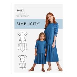 Wykrój Simplicity S9057