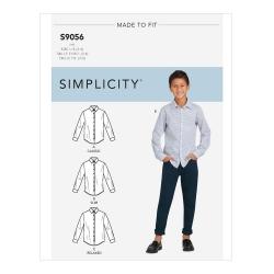 Wykrój Simplicity S9056