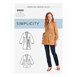 Wykrój Simplicity S9059