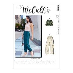 Wykrój McCall's M8099 #GinaMcCalls