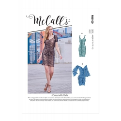 Wykrój McCall's M8109 #CelesteMcCalls
