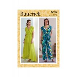 Wykrój Butterick B6756