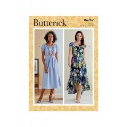 Wykrój Butterick B6757