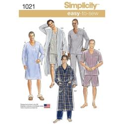 Wykrój Simplicity 1021
