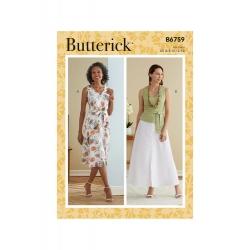 Wykrój Butterick B6759