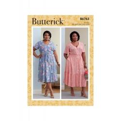 Wykrój Butterick B6763