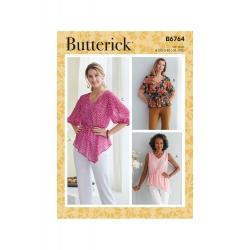 Wykrój Butterick B6764