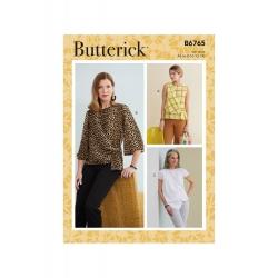 Wykrój Butterick B6765