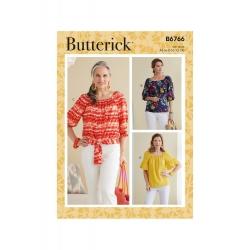 Wykrój Butterick B6766