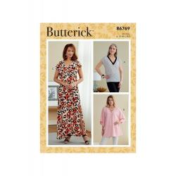 Wykrój Butterick B6769