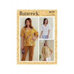 Wykrój Butterick B6770