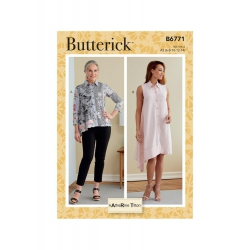 Wykrój Butterick B6771