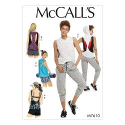 Wykrój McCall's M7610